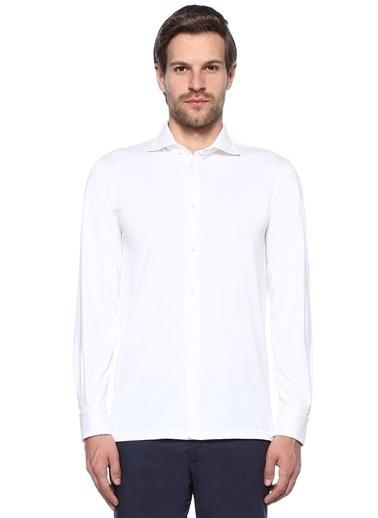Fedeli Gömlek Beyaz